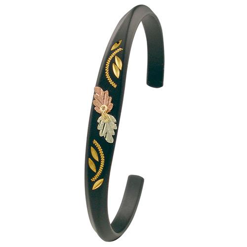 Black Hills Gold Cuff Bracelets