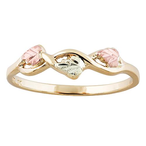 10K Black Hills Gold Ring