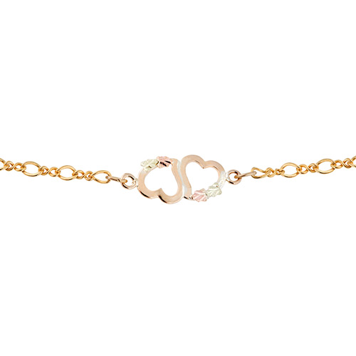 Black Hills Gold Anklet