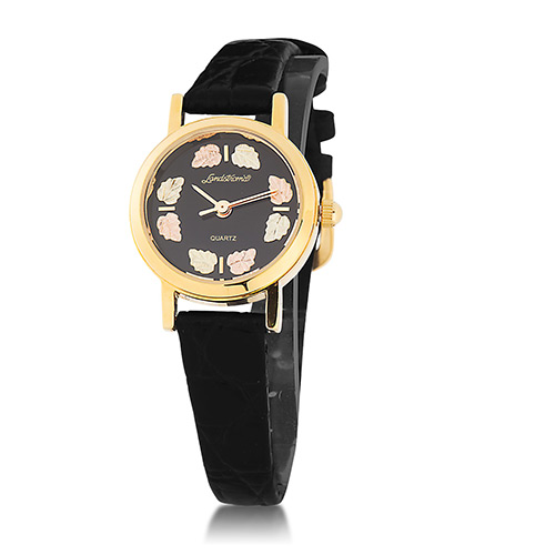 Landstroms Black Hills Gold Ladies Watch
