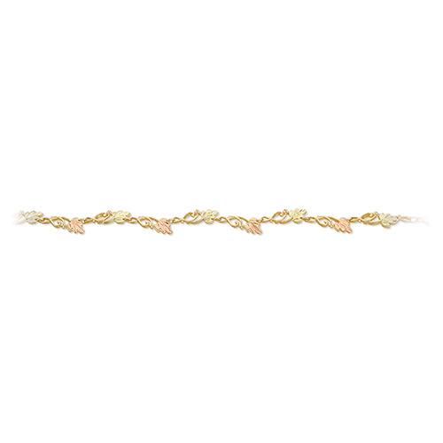 Black Hills 10k Wave Bracelets