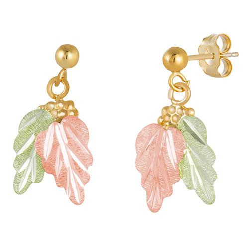 10k Gold Ball Post Earrings from Landstroms