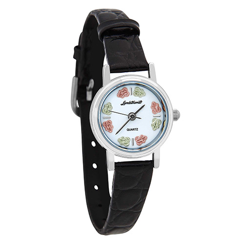 Landstroms Black Hills Silver Ladies Watch