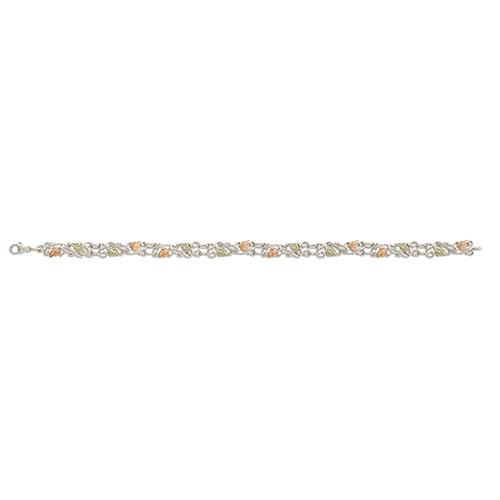 Silver Black Hills Filigree Bracelets
